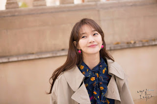 Gambar Pelakon Korea Shin Min Ah yang Cute dan Comel, Drama Korea Tomorrow With You, Oh My Venus,