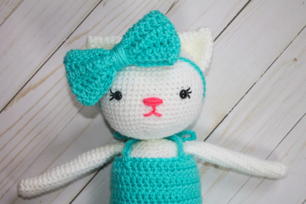 Ballerina kitty crochet pattern the friendly red fox the pattern is a pdf and you will need adobe reader to open it this program is free to download feel free to contact me if you need any help bankloansurffo Images
