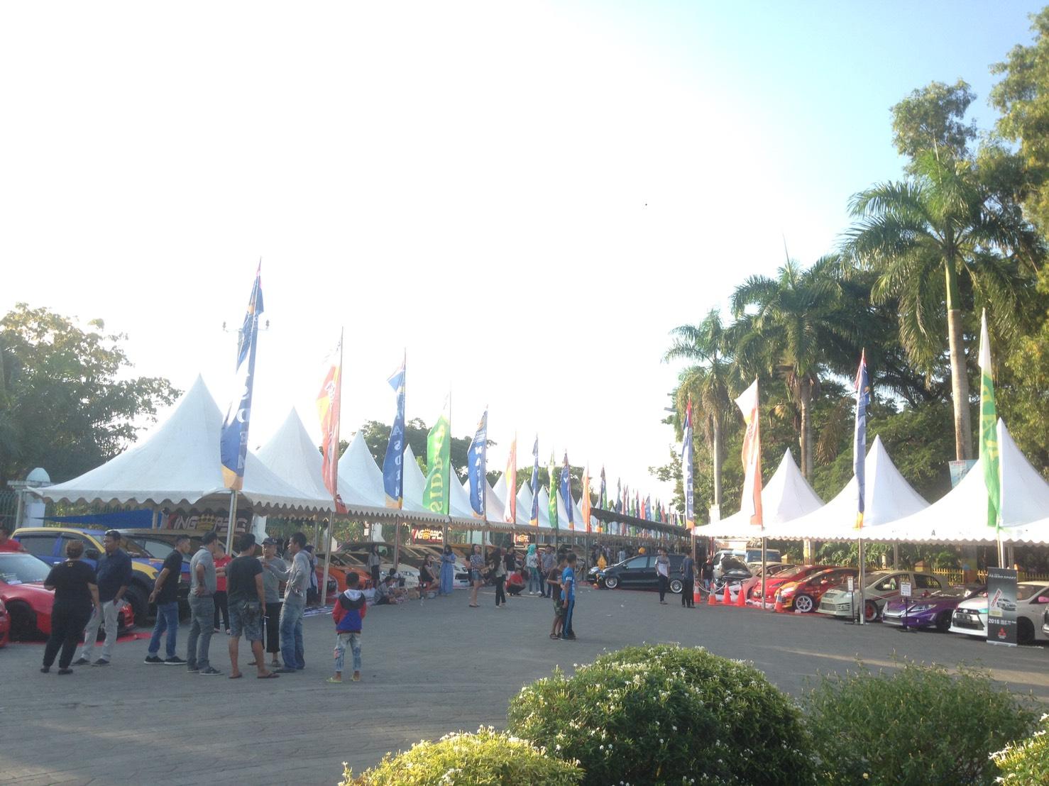 Sodeng Sidrap Auto Contest Yang Di Ikuti 131 peserta Modifikasi