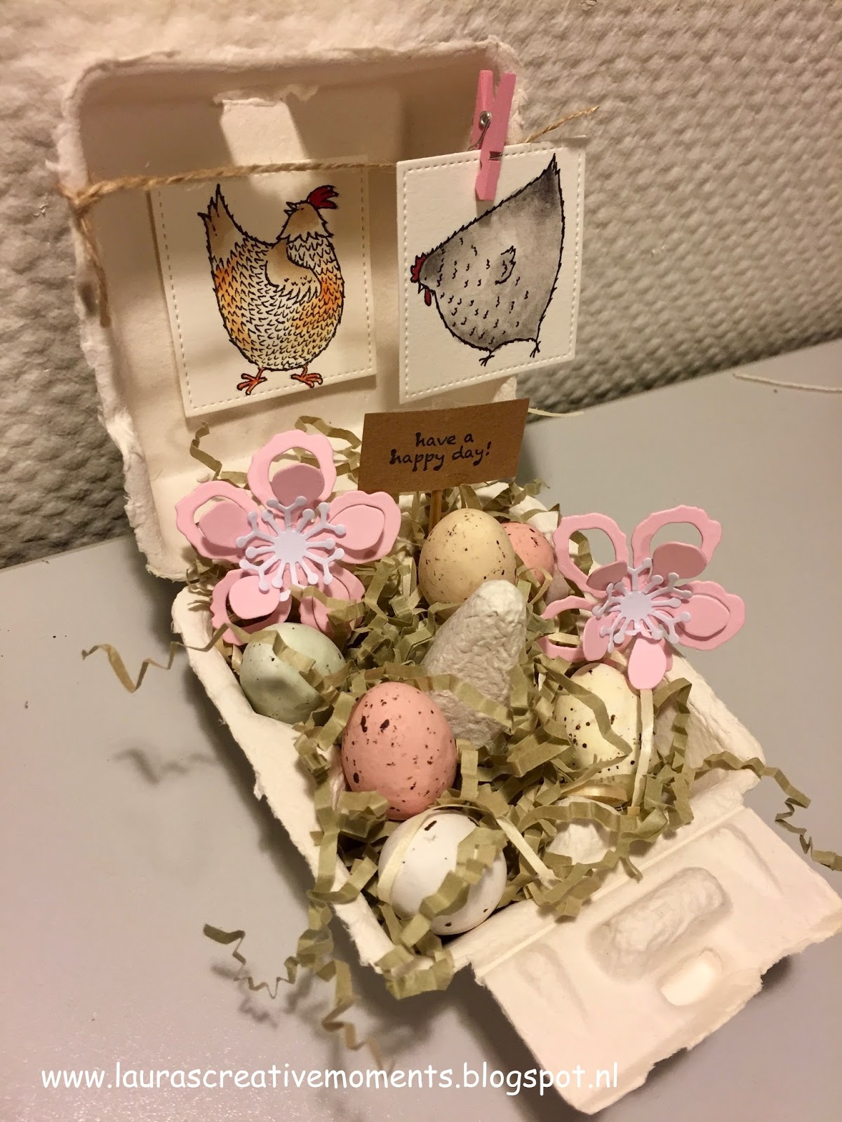 Laura 39 s creative moments more chickens - Am pm catalogus ...