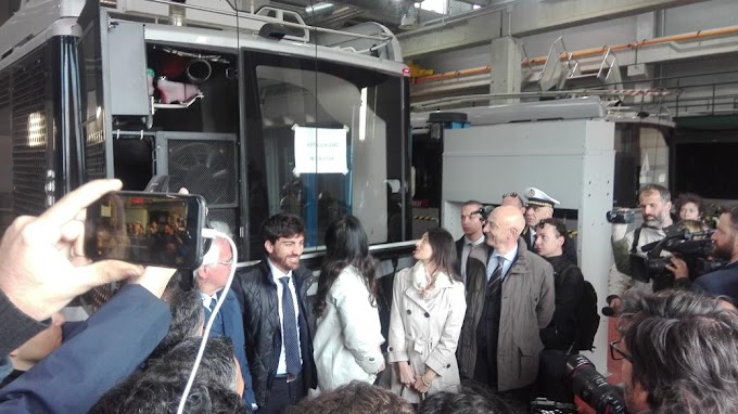 Filobus a Roma: @Trenimoblu in diretta su @eliveRomaTv