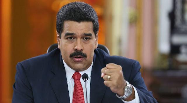 Maduro a Juan Manuel Santos: Trágate tus medicinas y tu cocaína