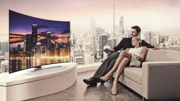 como integrar la pantalla de television en la decoración