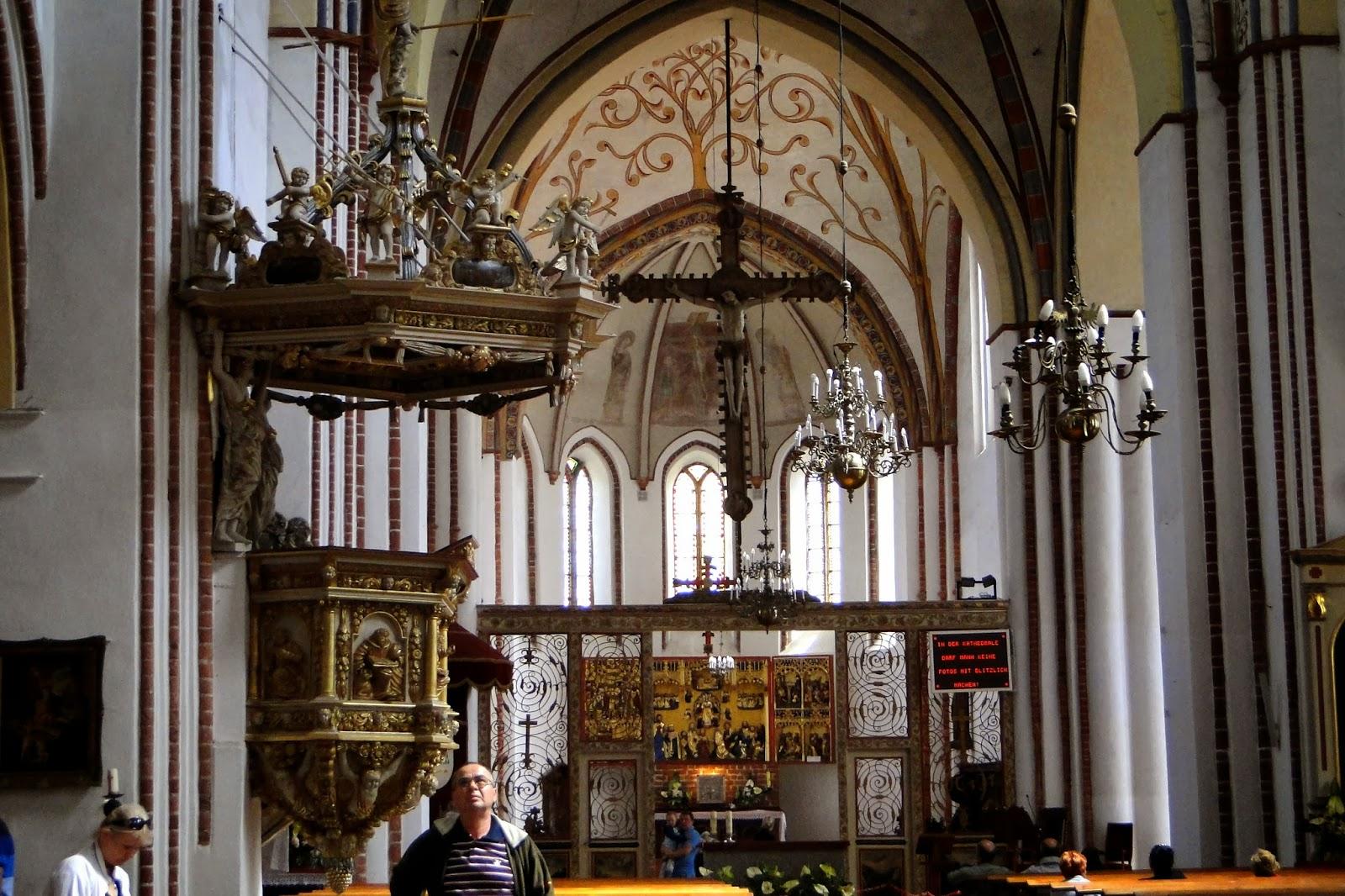 Obrazy w ramkach zatrzymane: Kamień Pomorski - Katedra.
