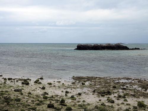 Kaiji Beach, Taketomi, Yaeyama, Okinawa
