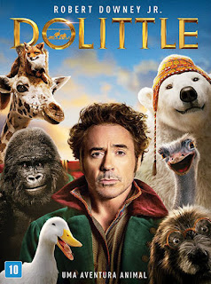 Dolittle - BDRip Dual Áudio