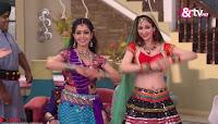 Soumya Tondon aka Bhabhiji in Beautiful Red Ghagra Choli ~  Exclusive Galleries 036.jpg