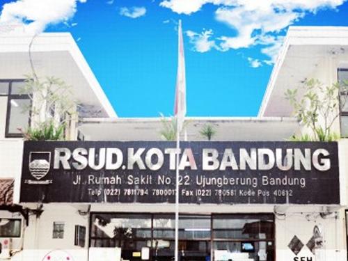 Dirut RSUD Kota Bandung: Tidak Ada Kimia Berbahaya dari Backwash