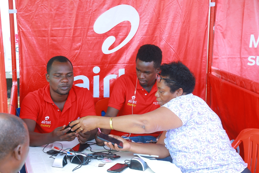 AIRTEL DOES REGISTRATION FOR THE HOUSE OF THE GOODS OF THE