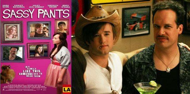 Sassy Pants, película