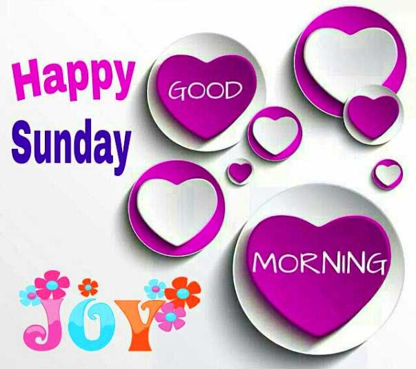 Happy Sunday Wishes Wishes Messages