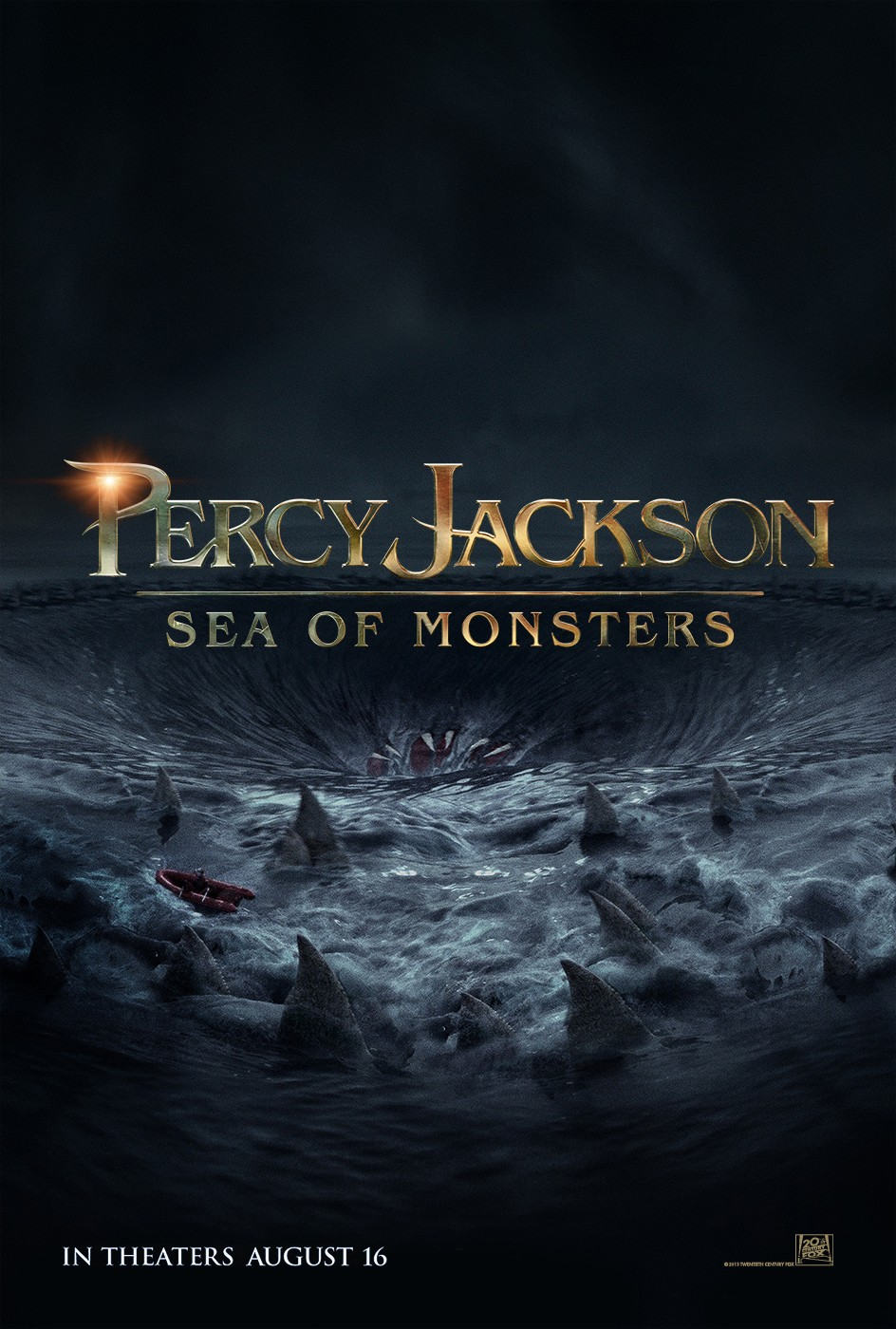 Percy Jackson: Sea of Monsters 2013 مترجم اون لاين