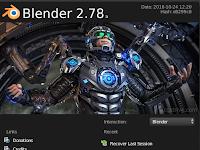 Pengertian Blender 3D Dan Sejarahnya