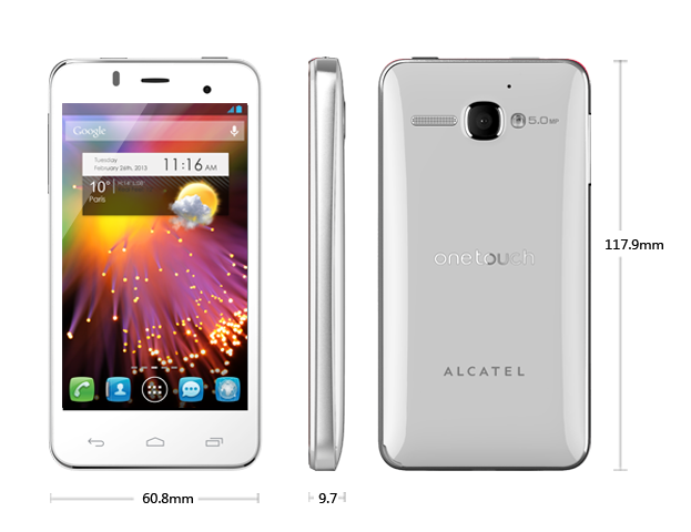 Alcatel mobile Phone Manual download