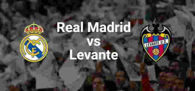 Prediksi Skor Real Madrid vs Levante