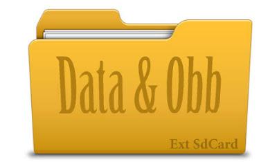 Cara Agar Data OBB Terbaca Di External Memory SDCard Pada Android Anda