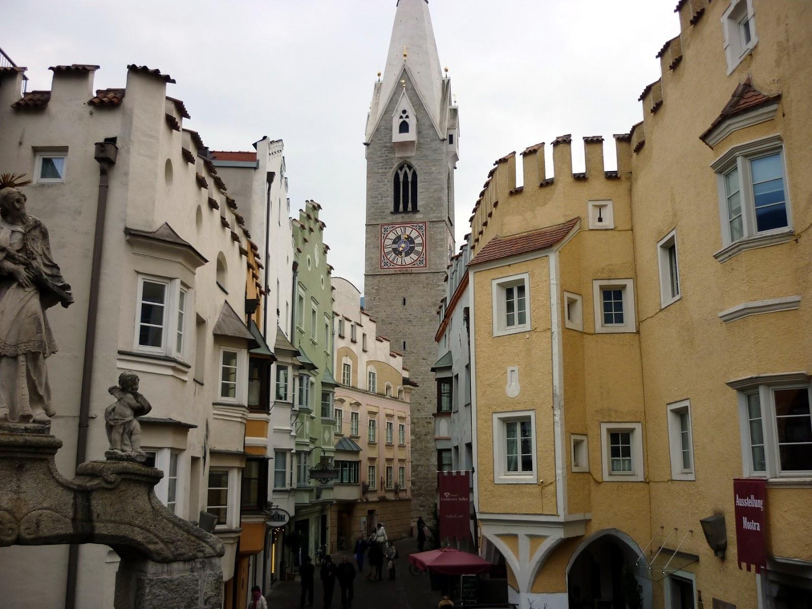 Cosa vedere a bressanone in un giorno for Hotel a bressanone centro storico