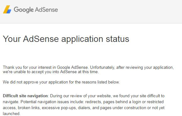 How to get google adsense approval within two weeks in 2018