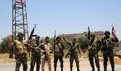 وسائل اعلامية سورية, الجيش السورى, مواجهة العدوان, العدوان التركى, شمال البلاد, سوريا, تركيا,