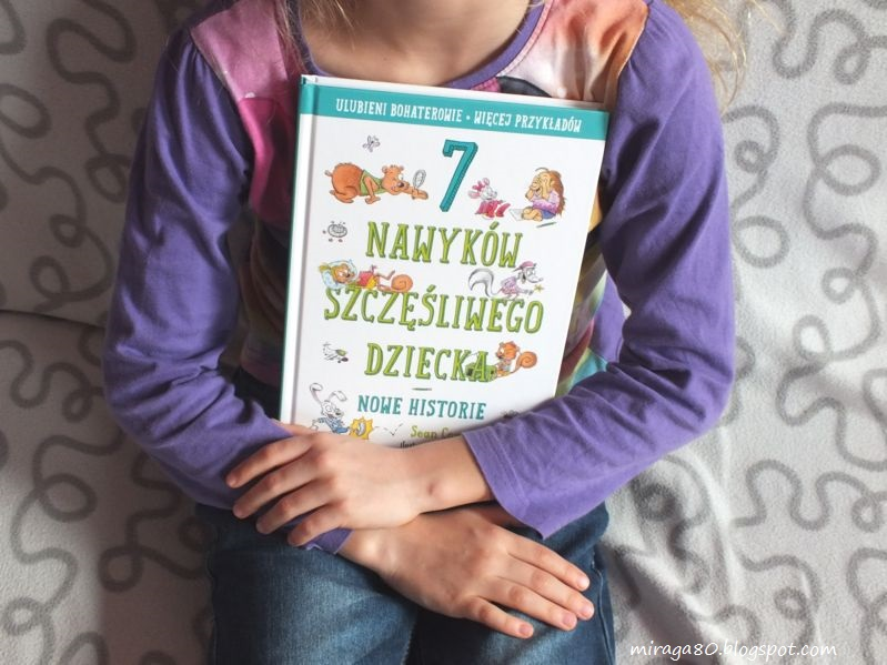 7 nawyków szczęśliwego dziecka. Nowe historie