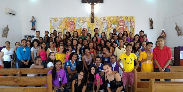 Juventude Missionária promoveu encontro de lideranças em Aliança (TO)