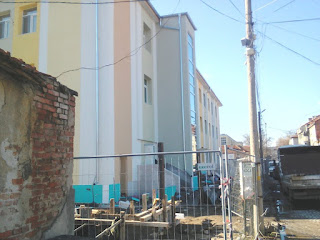 New, Nursery School, Yambol,