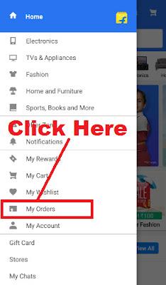 how to cancel shipped order in flipkart online