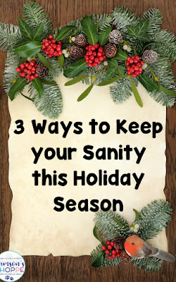 keep calm and carry on this holiday season in the secondary classroom