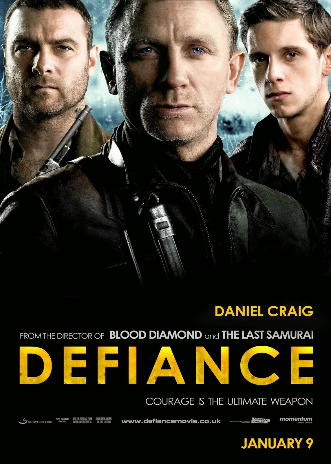 Defiance วีรบุรุษชาติพยัคฆ์ [HD]