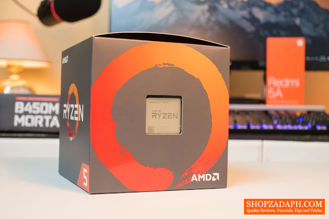 Ryzen 5 2600X Gaming PC Build Philippines
