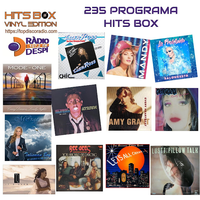 235 Programa Hits Box Vinyl Edition