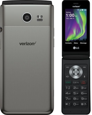 Verizon Flip Phones for Seniors 2019