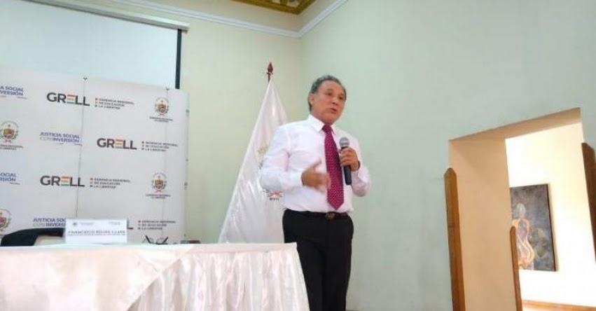 Gobierno Regional de La Libertad presentó en ceremonia convenio con FONDEP - www.fondep.gob.pe