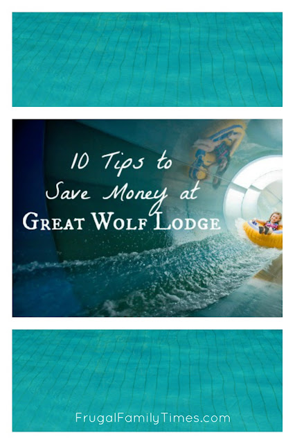 can you buy day passes for Great Wolf Lodge?
