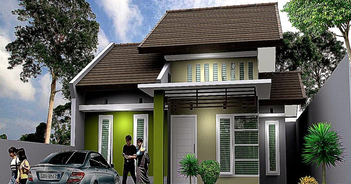 Desain Pagar Rumah Minimalis Type 36 - Rajasthan Board a