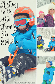 family ski holiday, skiing with kids, Themummyadventure.com
