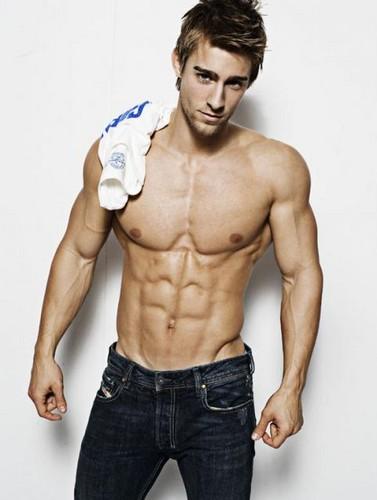 Male Underwear Model 5