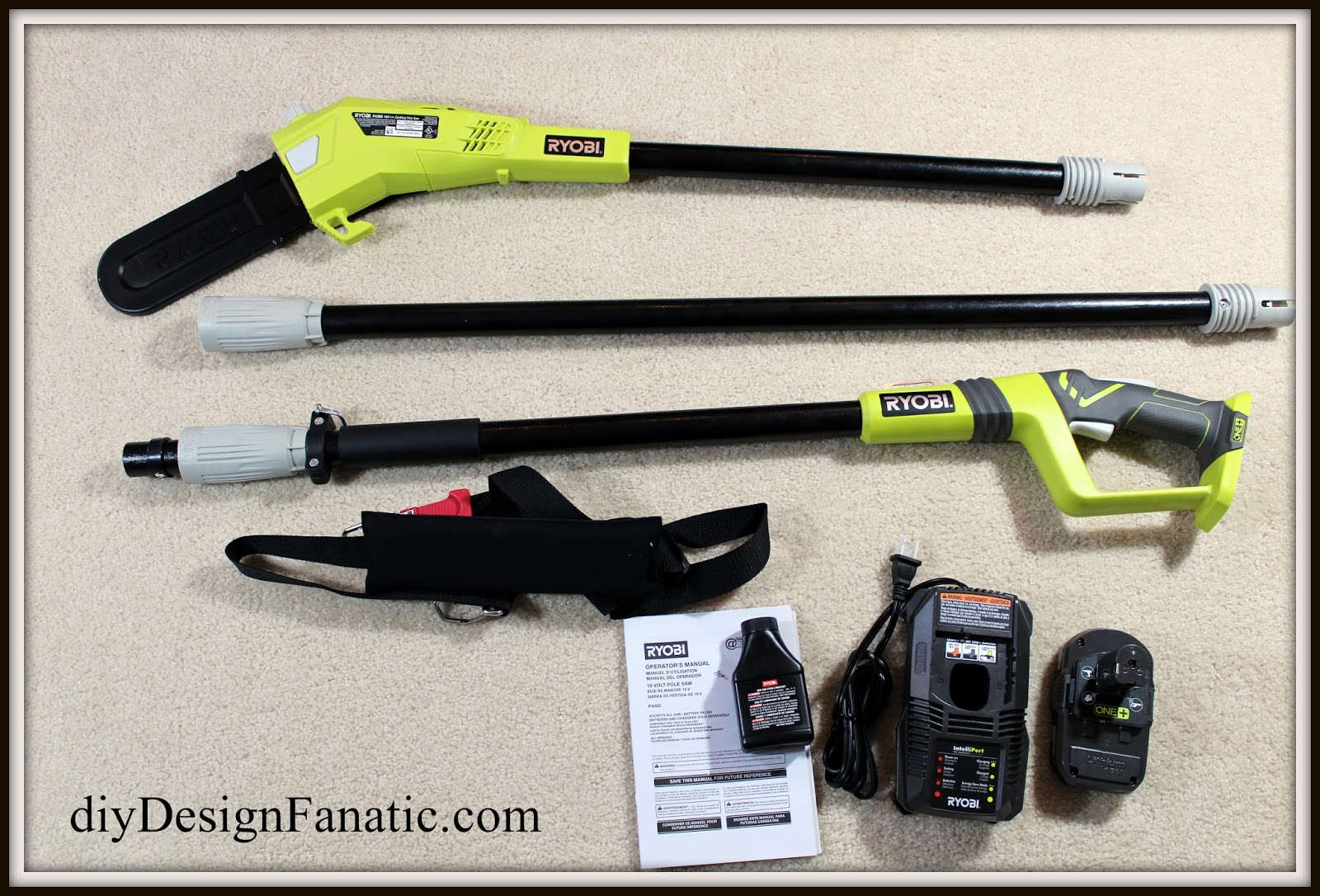 Diy design fanatic ryobi pole saw review as a side notew that i have the batteries i can purchase additional ryobi tools keyboard keysfo Choice Image