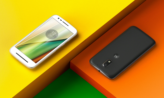 "Lenovo just unveiled Motorola Moto E 3rd Generation with 5"" Display"