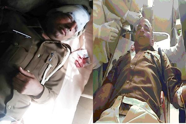 बीजेपी ने चकनाचूर किया हरियाणा पुलिस का मनोबल, यहाँ कोतवाल डांटने लगे चोर?