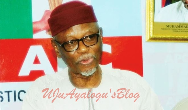 APC not a sanctuary for criminals – Oyegun