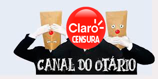 Claro censura crítica em video do Canal do Otário