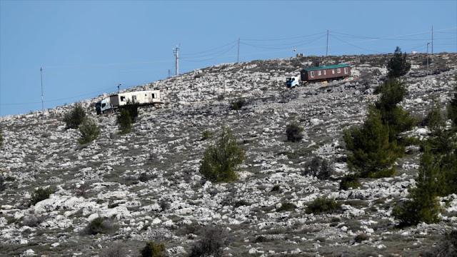 Israel aprueba nuevo asentamiento en tierras ocupadas palestinas