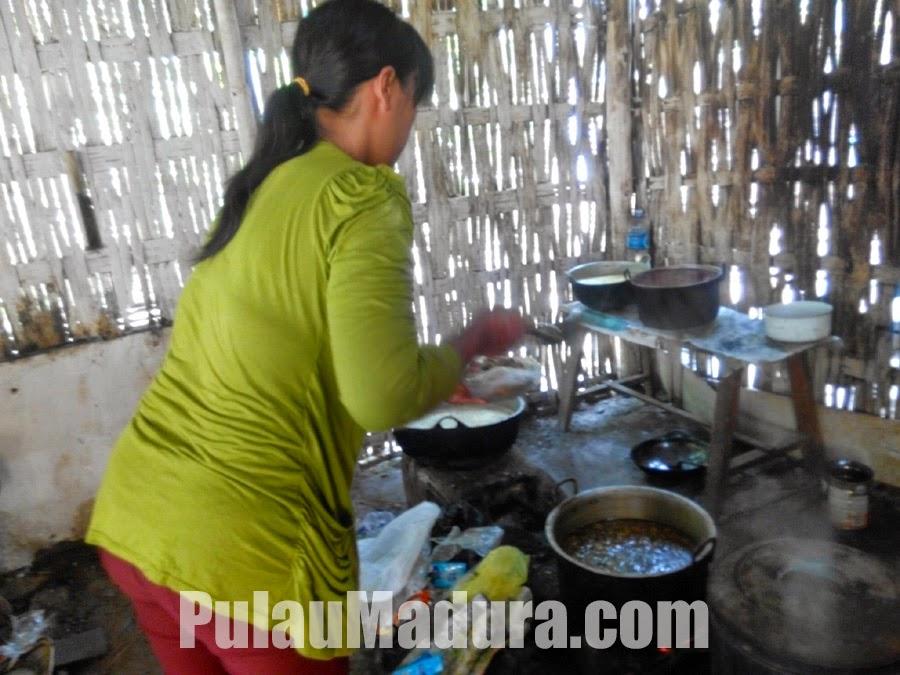 Makanan Rujak Soto Bangkalan Madura