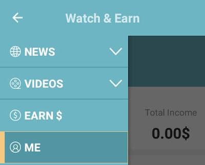 Cara Mendapatkan Coins & Amp Dollar Dari Aplikasi Watch &amp Earn Gratis