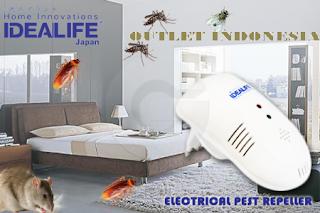 Alat Pengusir Nyamuk Dan Serangga Idealife