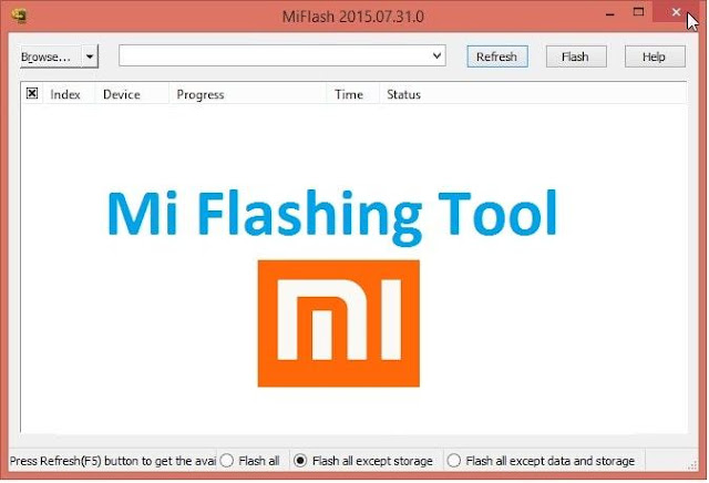 Download Xiaomi Mi Flash Tool