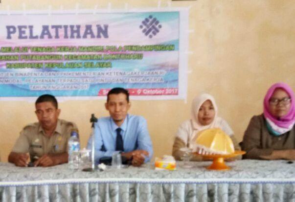 Dirut BPR Pesisir Tanadoang, Ingatkan Wirausaha Untuk Tertib Administrasi