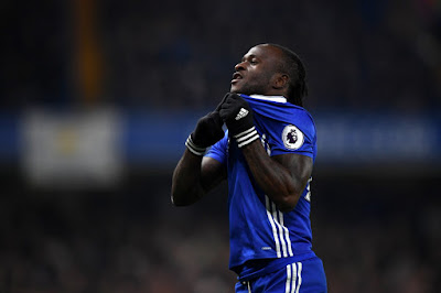 victor moses is a year plus , he thanks his well wishers