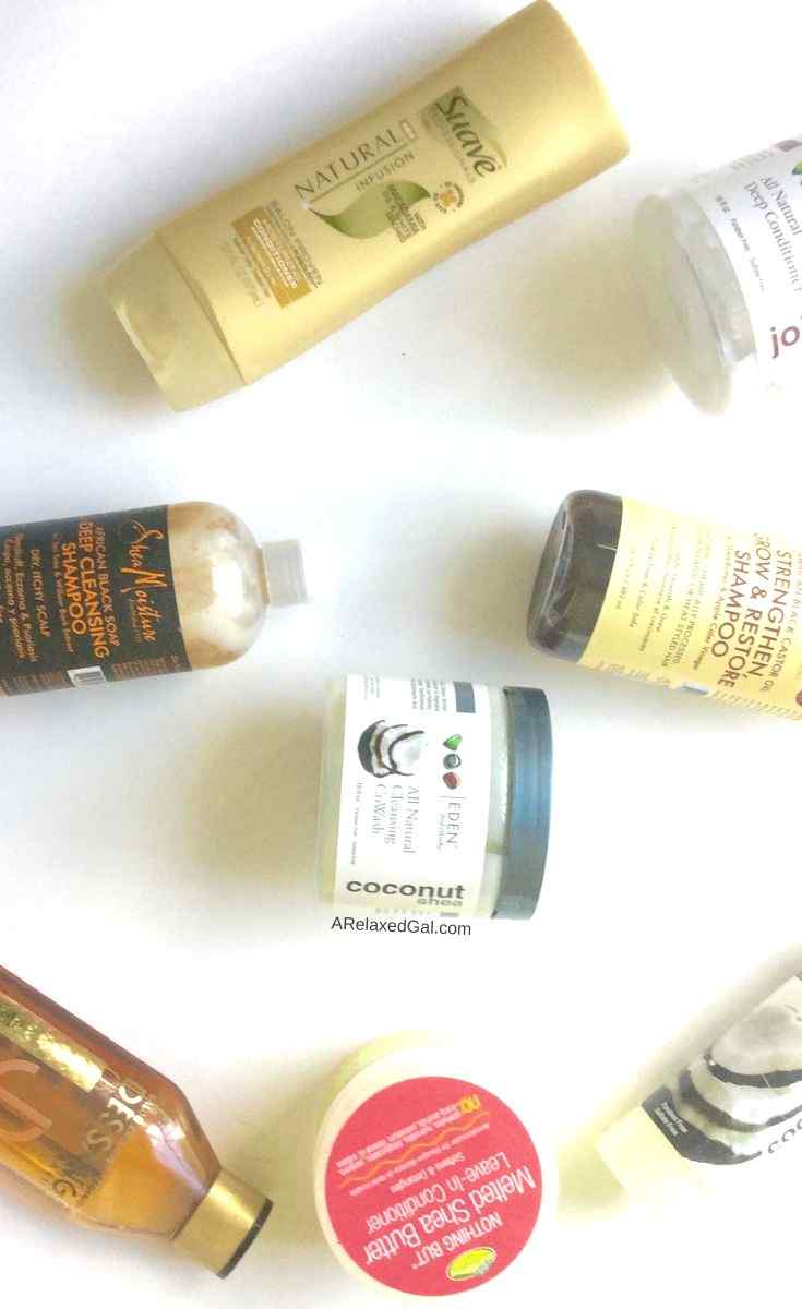 How To Save Money On Hair Care Products | A Relaxed Gal